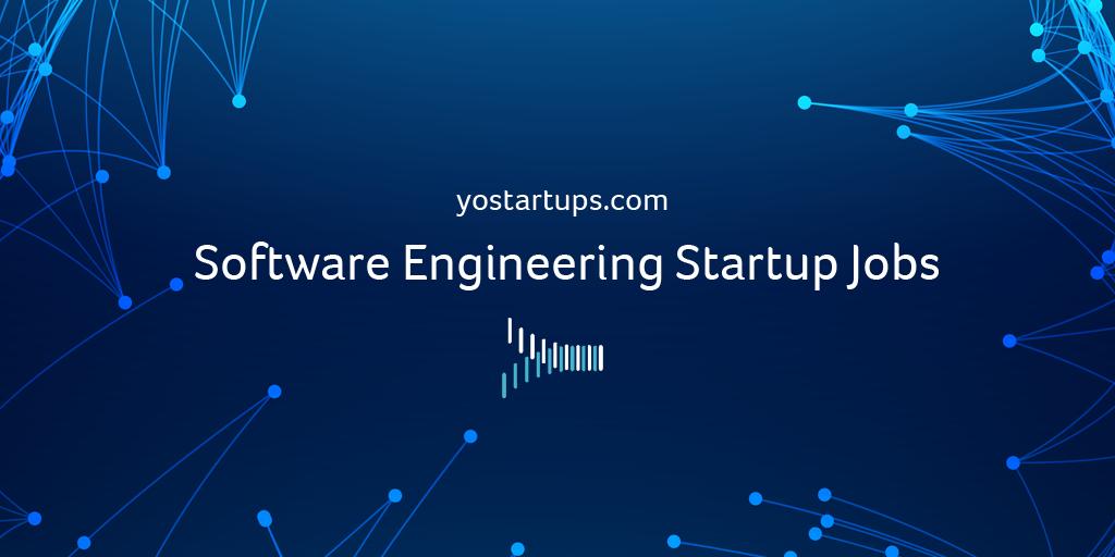 Software Engineering Startup Jobs @YoStartups http://bit.ly/1XRpUGA    #startupjobs