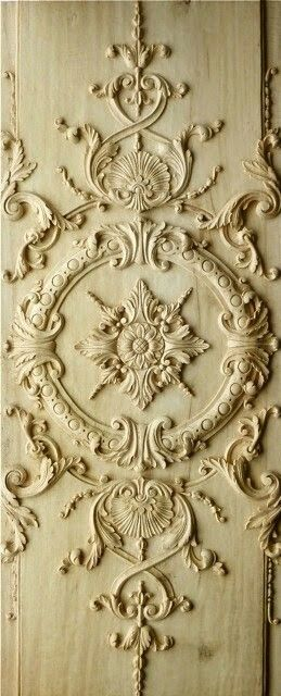 Beautiful french panel   Fine Homes-Details   Pinterest   Wood ...