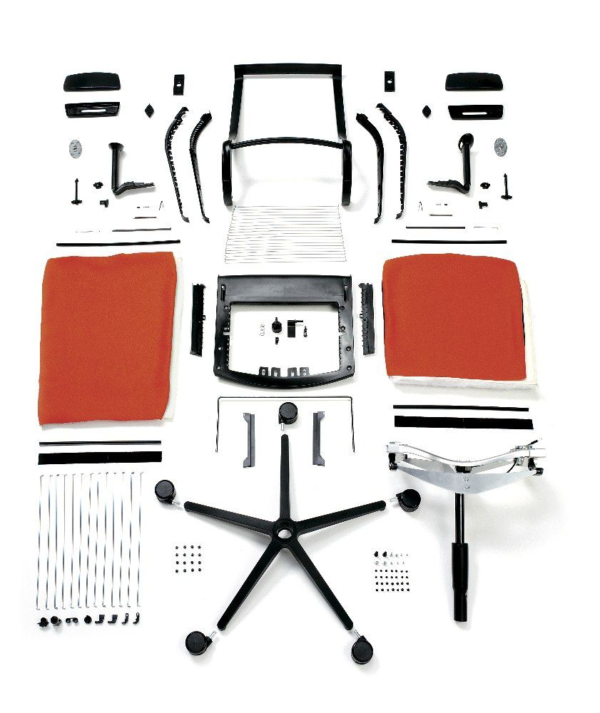 Steelcase Chair Parts Zerlegen Bürostuhl Product Chair Ergonomic Office Chair