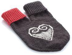 Photo of Anleitung: Partnerhandschuh zum Valentinstag stricken