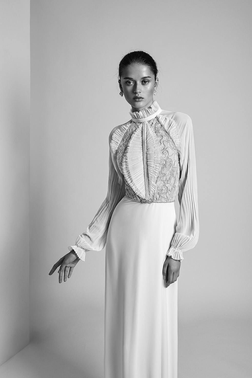 d793c3adcb3 These designer wedding gowns are perfect for the haute couture bride. The  structure