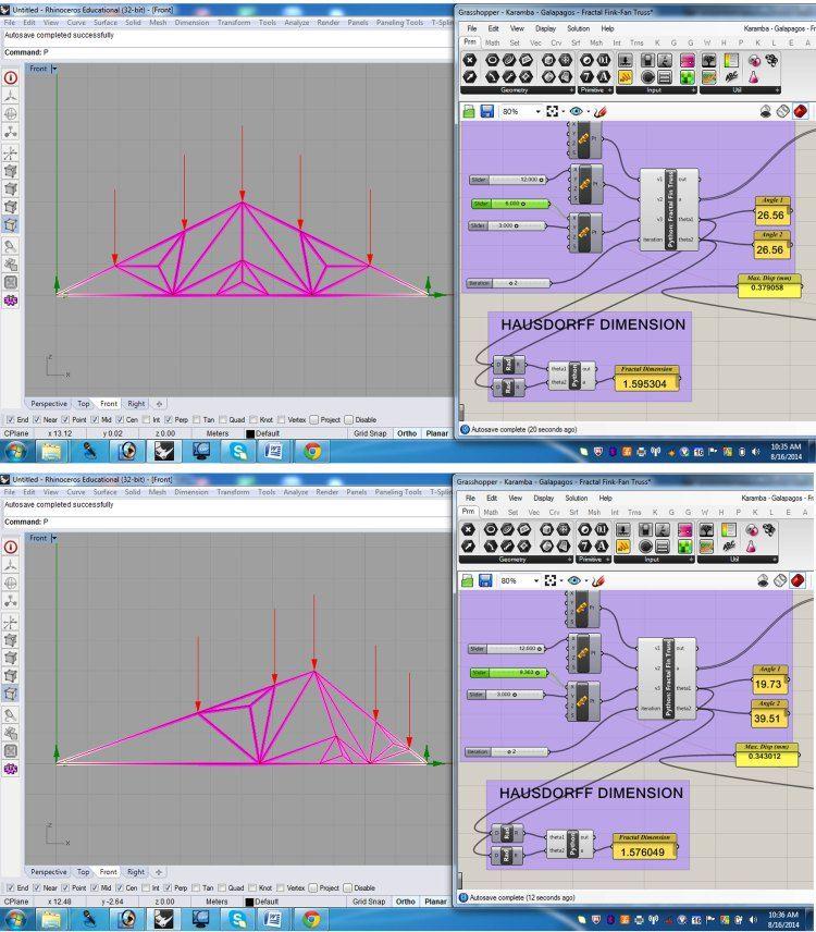 Fractal Geometry | Architecture, Fractal & Nature | [Arch_Parametric