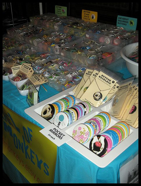 Pinback buttons and MORE! | Display Ideas | Button maker