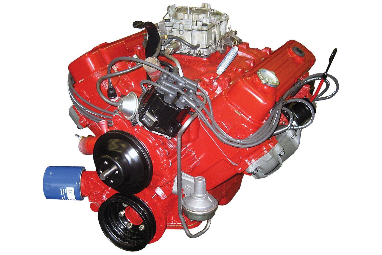 olds 350 engine