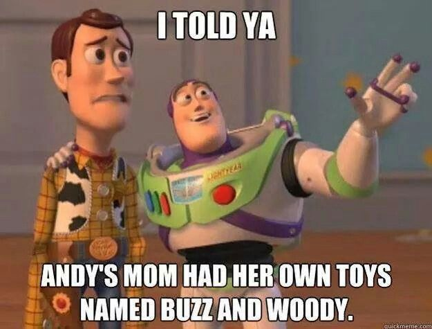 Buzz Woody Meme