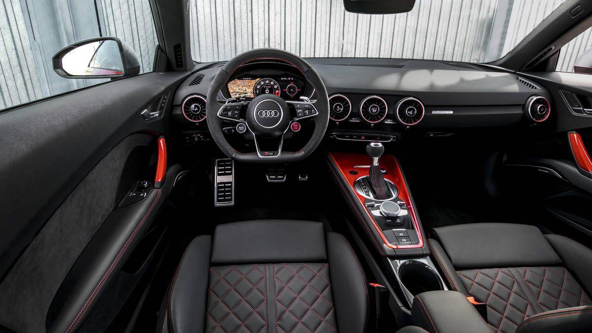 2017 Audi TT RS first drive Photo 90