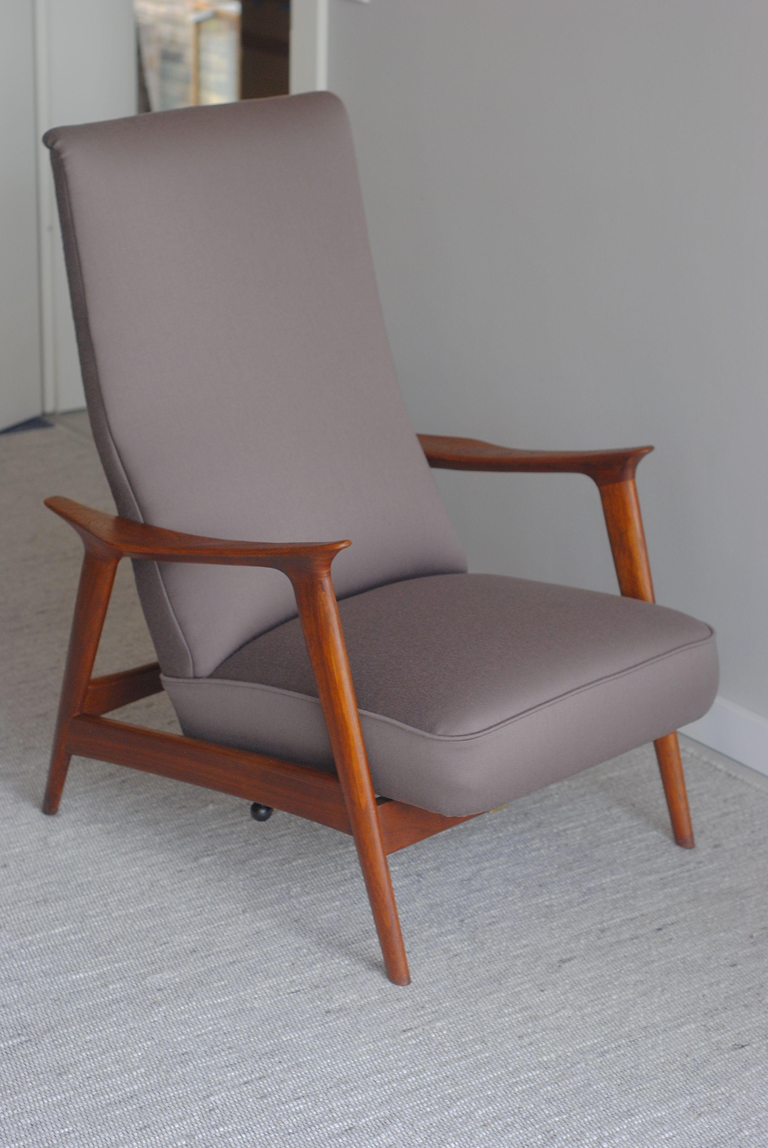 Teak Wingback 1960 De Ster In 2020 Teak Design Sessel