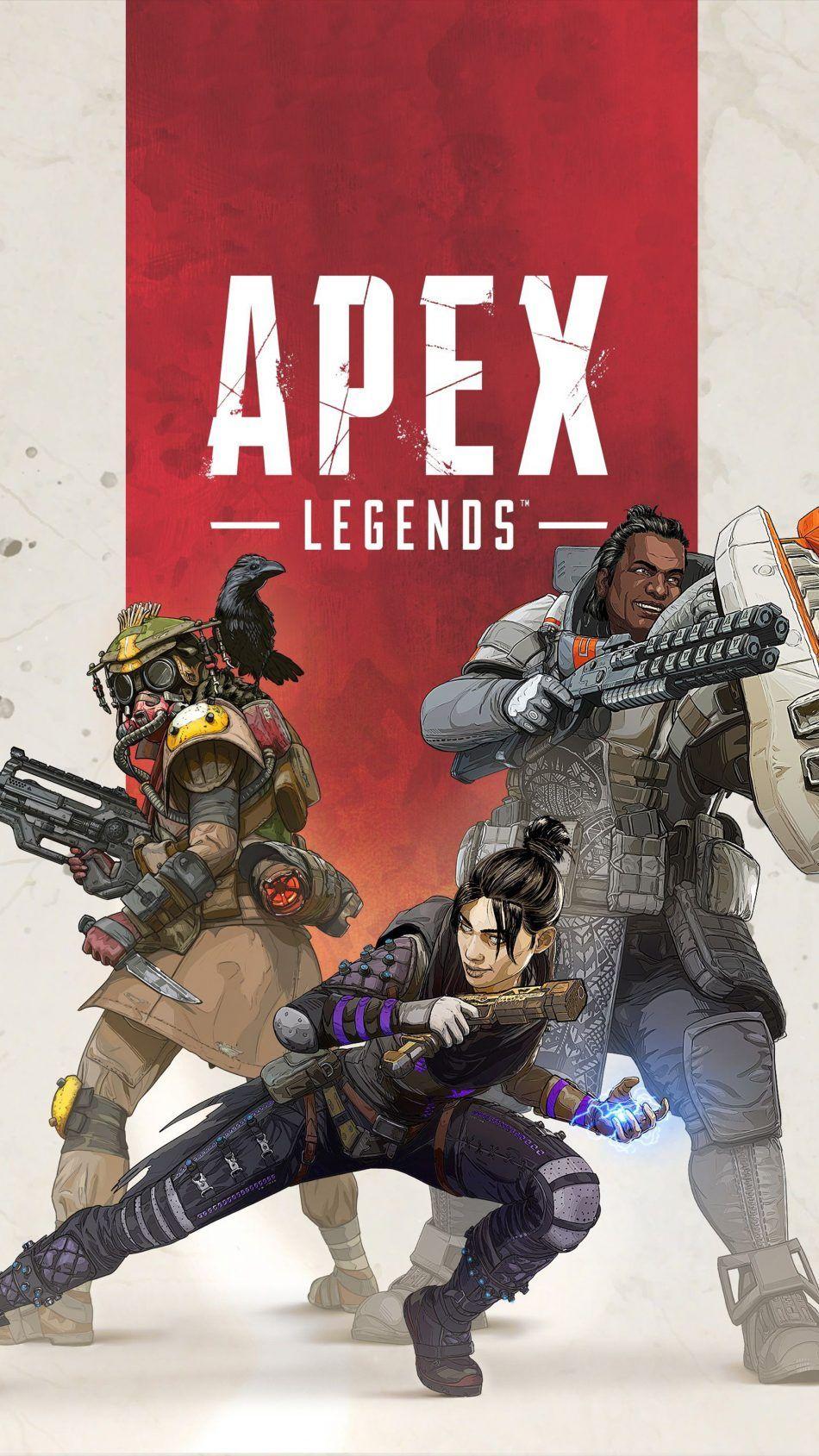 Apex Legends 壁紙 イラスト Iphone壁紙