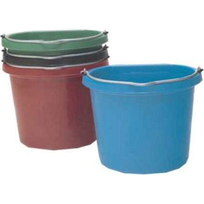 Fortex Industries Flat Back Bucket Hot Pink 20 Quart Fb 120hp Small Pets Barn Stables Bucket