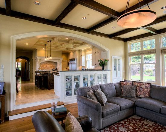 Sunken Family room- this link has 120 pictures to browse through ...