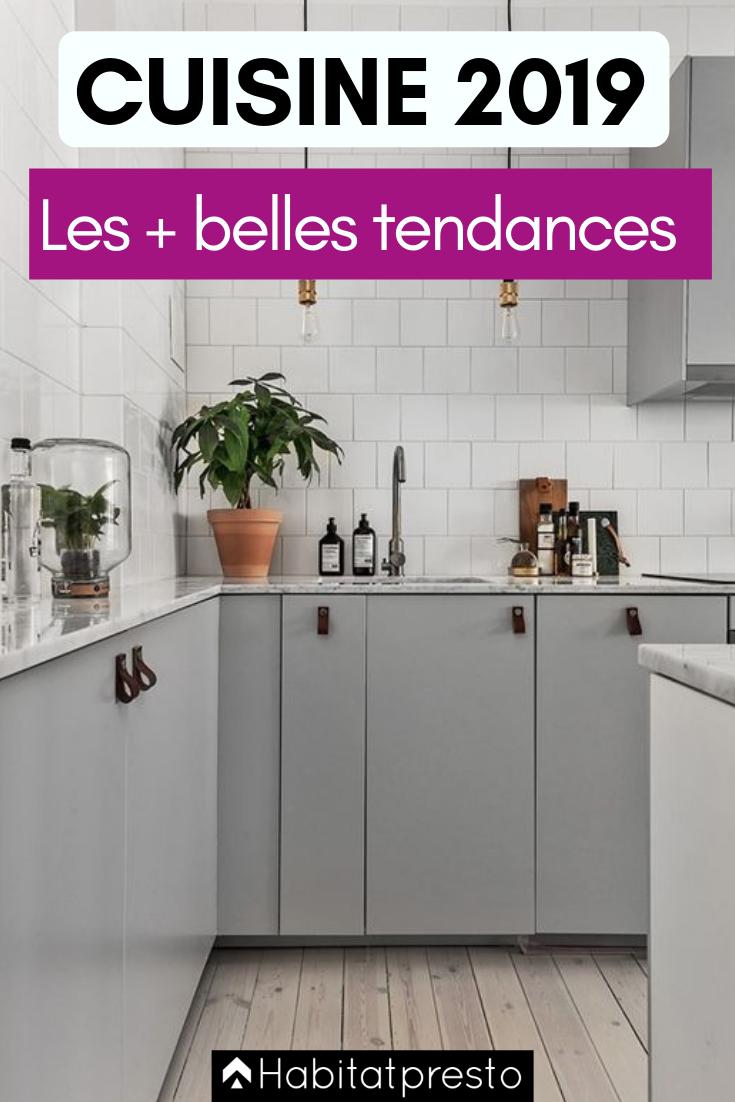 tendances cuisine 2019 5 id es d co adopter cuisine. Black Bedroom Furniture Sets. Home Design Ideas