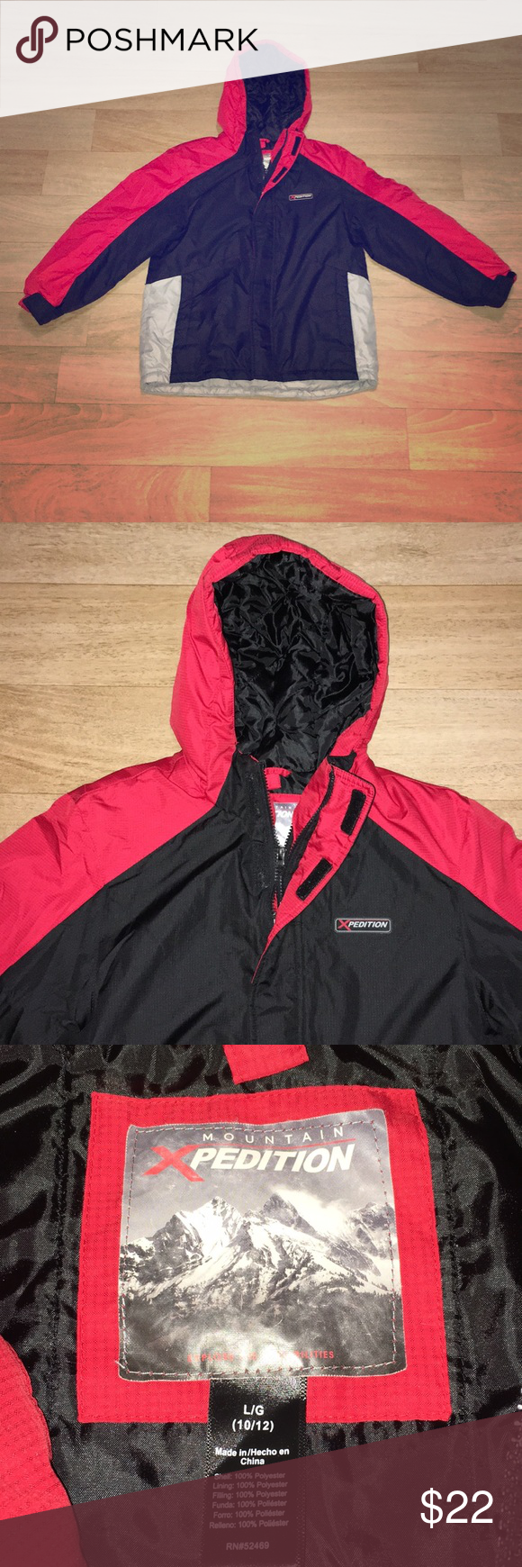 Mountain Xpedition Winter Jacket 10 12 Jackets Winter Jackets Clothes Design [ 1740 x 580 Pixel ]