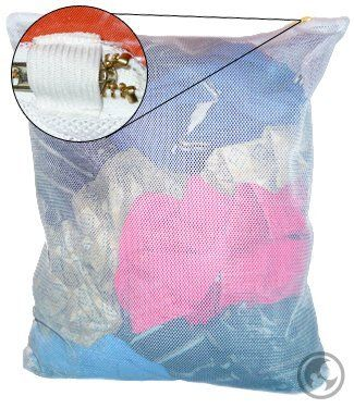 Lingeriebra Wash Bag Small Size 15x19 Click Image For More