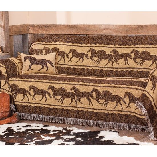 Etonnant Western Couch Covers