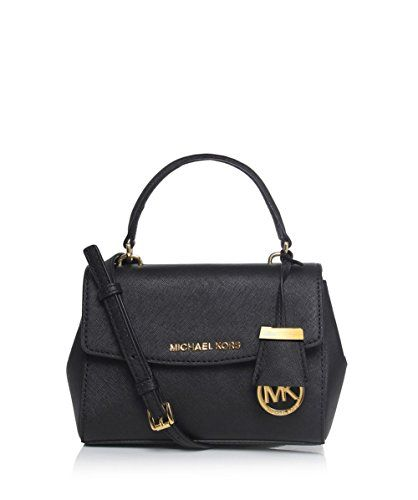 fe9e8ede6d Michael Kors Ava Extra-Small Saffiano Leather Crossbody. Leather  CrossbodyCrossbody BagsLeather HandbagsTote ...