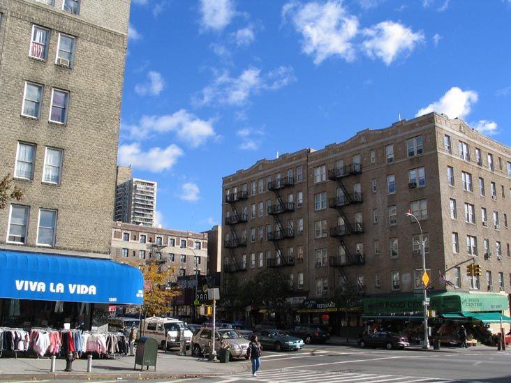 1306 St Nicholas Avenue New York: St. Nicholas Avenue And 175th Street, North Side Of