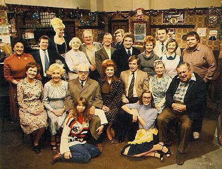 Another cast photo, from about 1981.