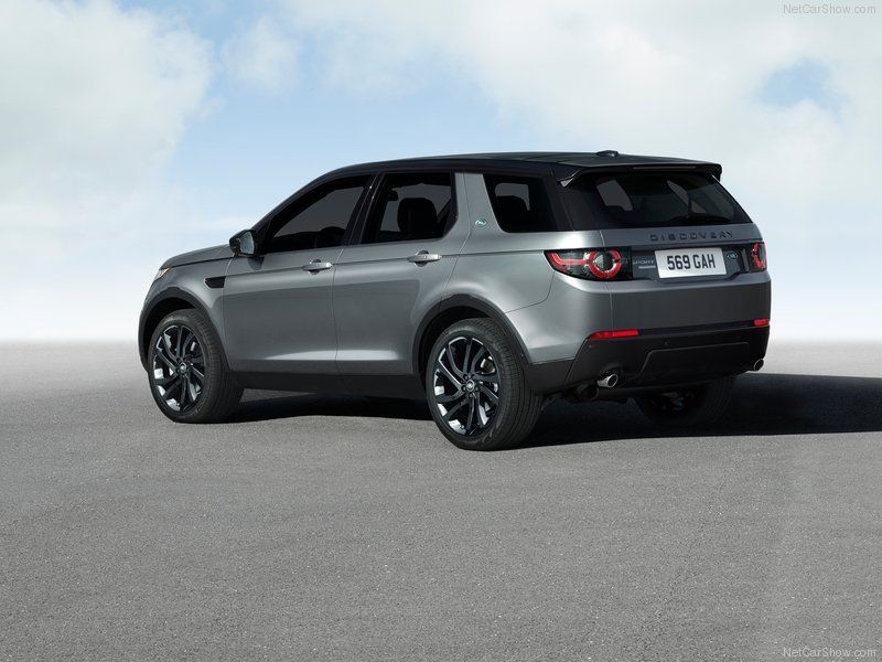The 2015 Land Rover Discovery Sport Land Rover Discovery Sport Land Rover Discovery Land Rover