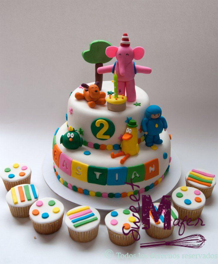pocoyo-torta-y-cups