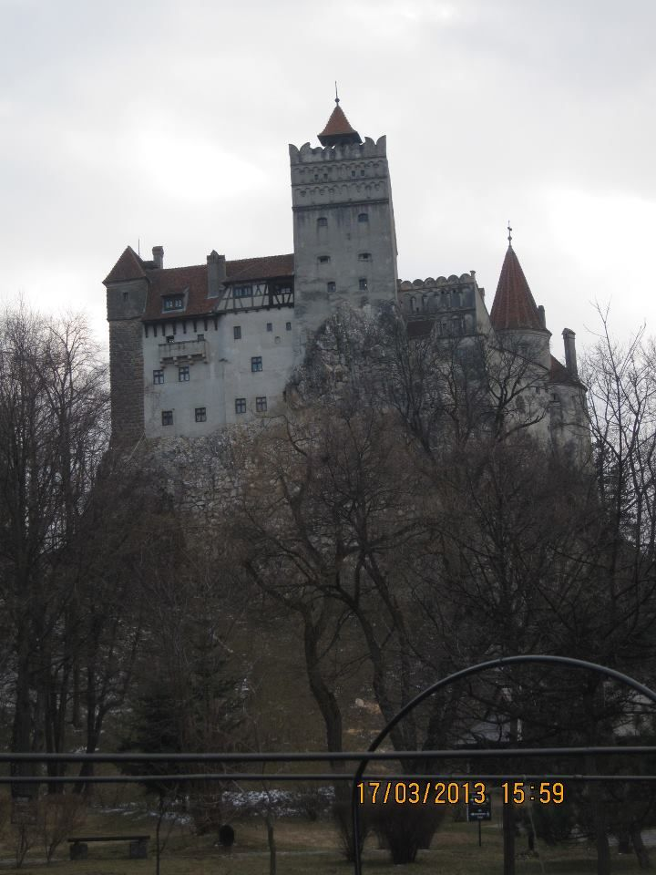 Bran, Brasov  Dracula's castle.I want to go see this place one day.Please check out my website thanks. www.photopix.co.nz