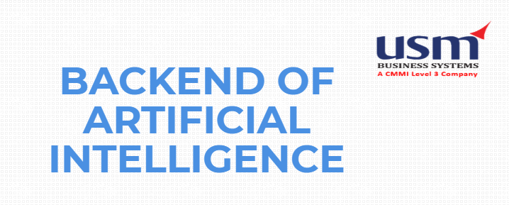 Backend Of Artificial Intelligence Artificial Intelligence Technology Artificial Neural Network Artificial Intelligence