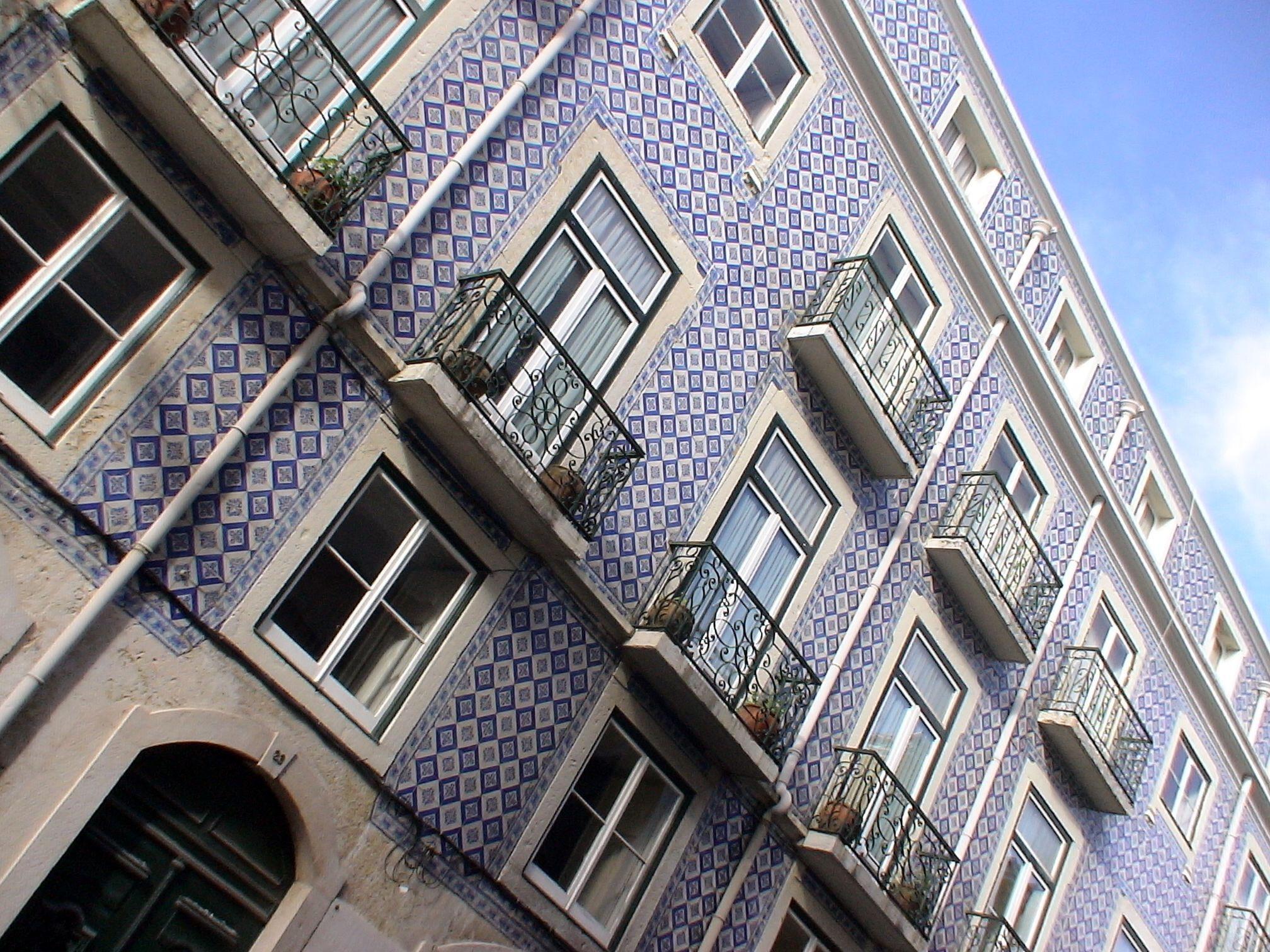 Rua Maestro Pedro de Freitas Branco - Lisboa (2)