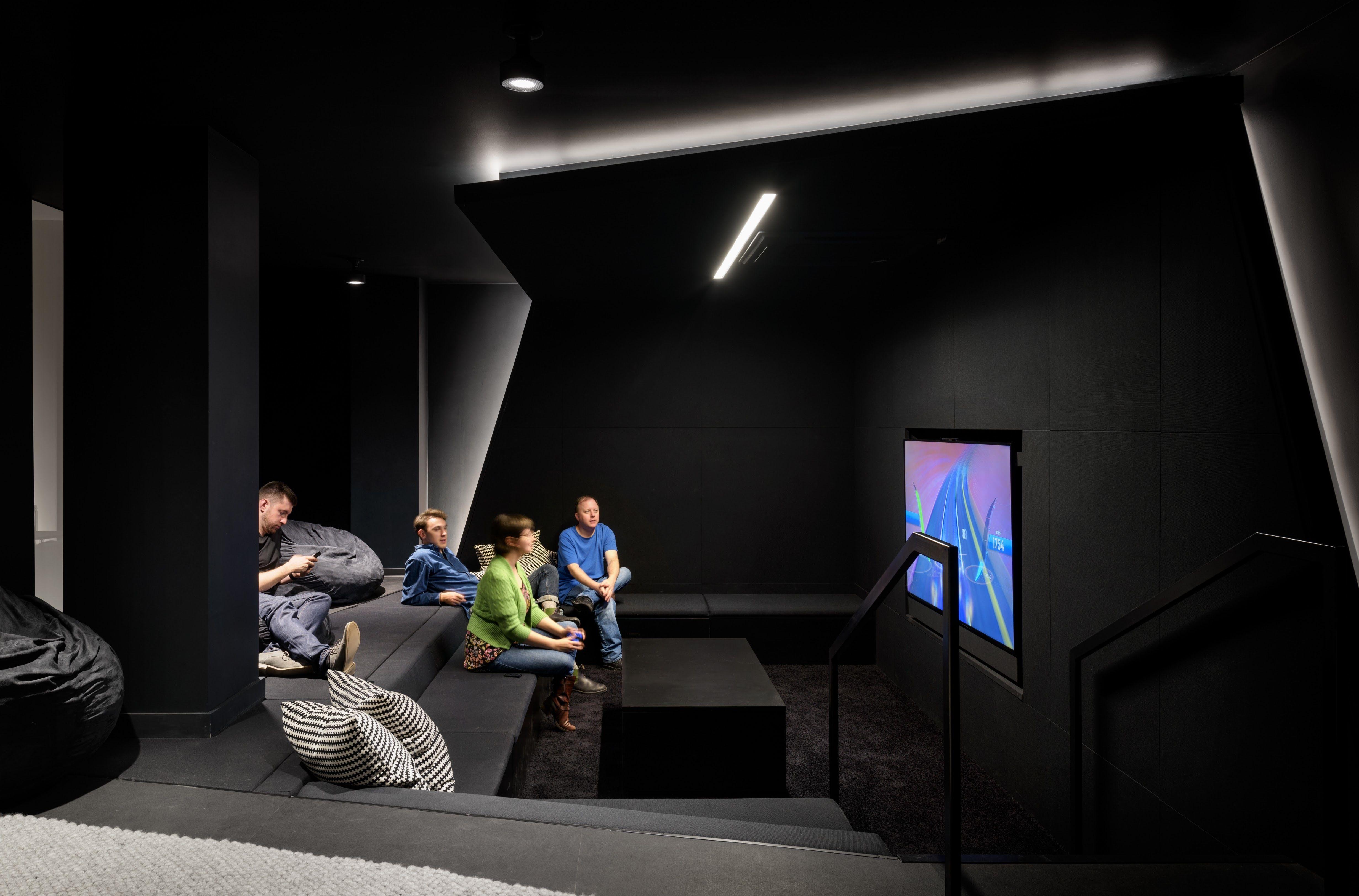 Step inside squarespaceus minimalist portland office photo of