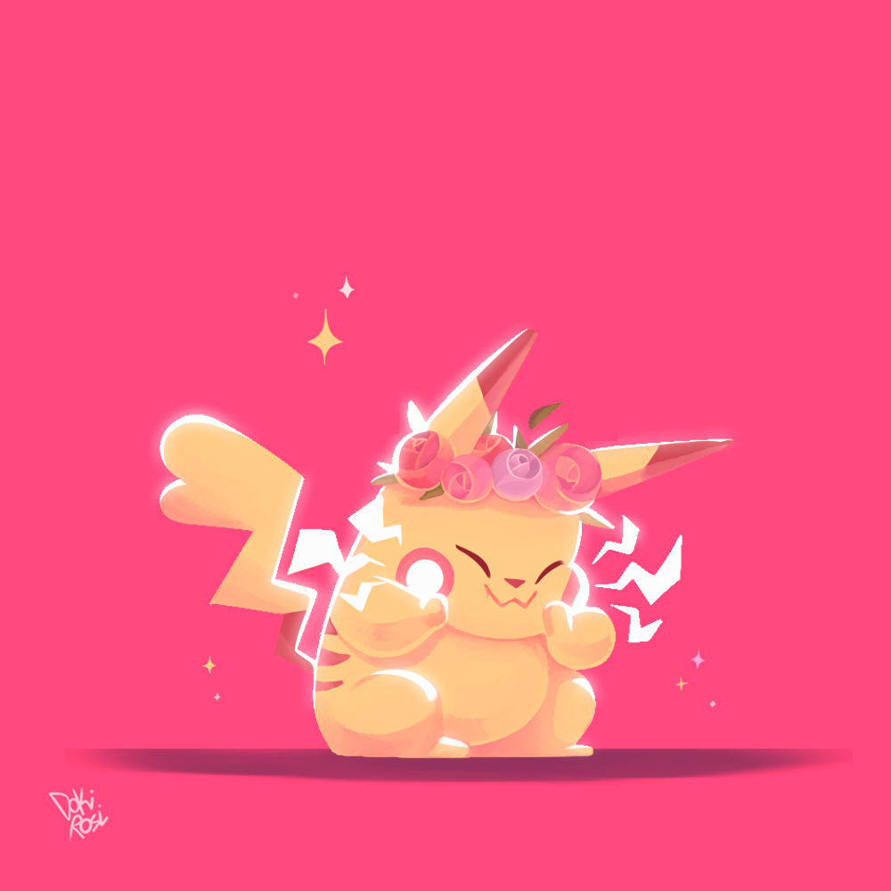 mimikkyu Tumblr Pokemon, Cute pokemon, Pokemon art