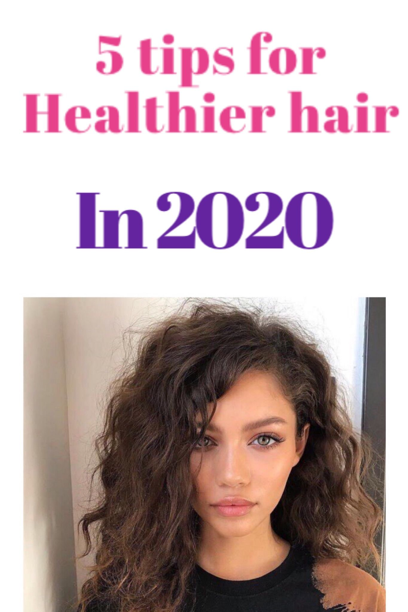 People love what our hair oil has done to their hair so we decided to show you 5 easy ways to get healthier hair! #hair #haircare #hairgrowth #healthyhair #healthyhairjourney  #hairgrowthtips #hairtransformation  #naturalhair #longhair #curlyhair #naturalhairproducts #hairproducts #hair