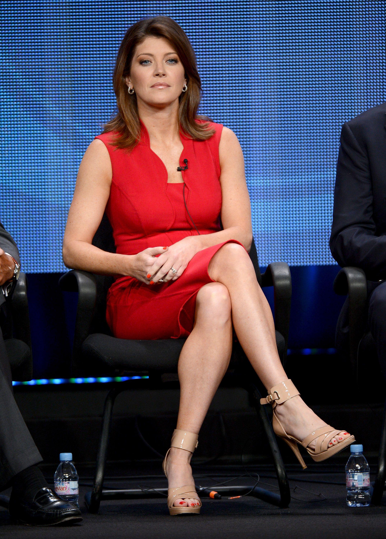 Robin Meade Pussy Top slutty granny legs - sök på google | female newscasters | pinterest