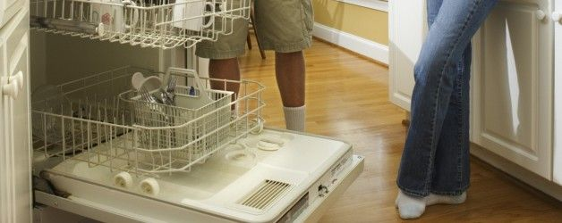 Making peace with the dishwasher door! http://www.mbcpathway.com/2014/10/09/making-peace-with-the-dishwasher-door/