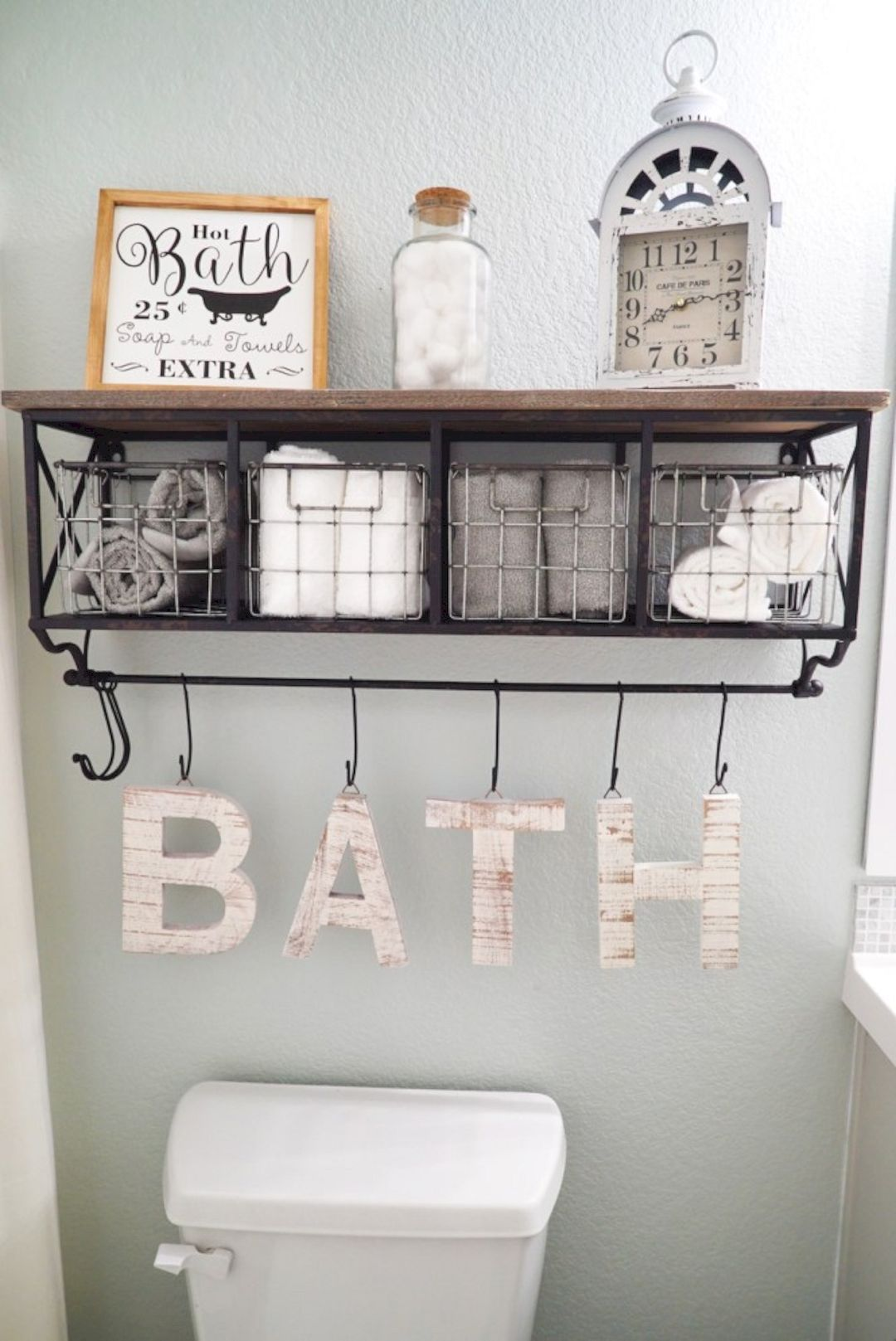 Be Creative with These 15 DIY Bathroom Storage Ideas to Save More ...