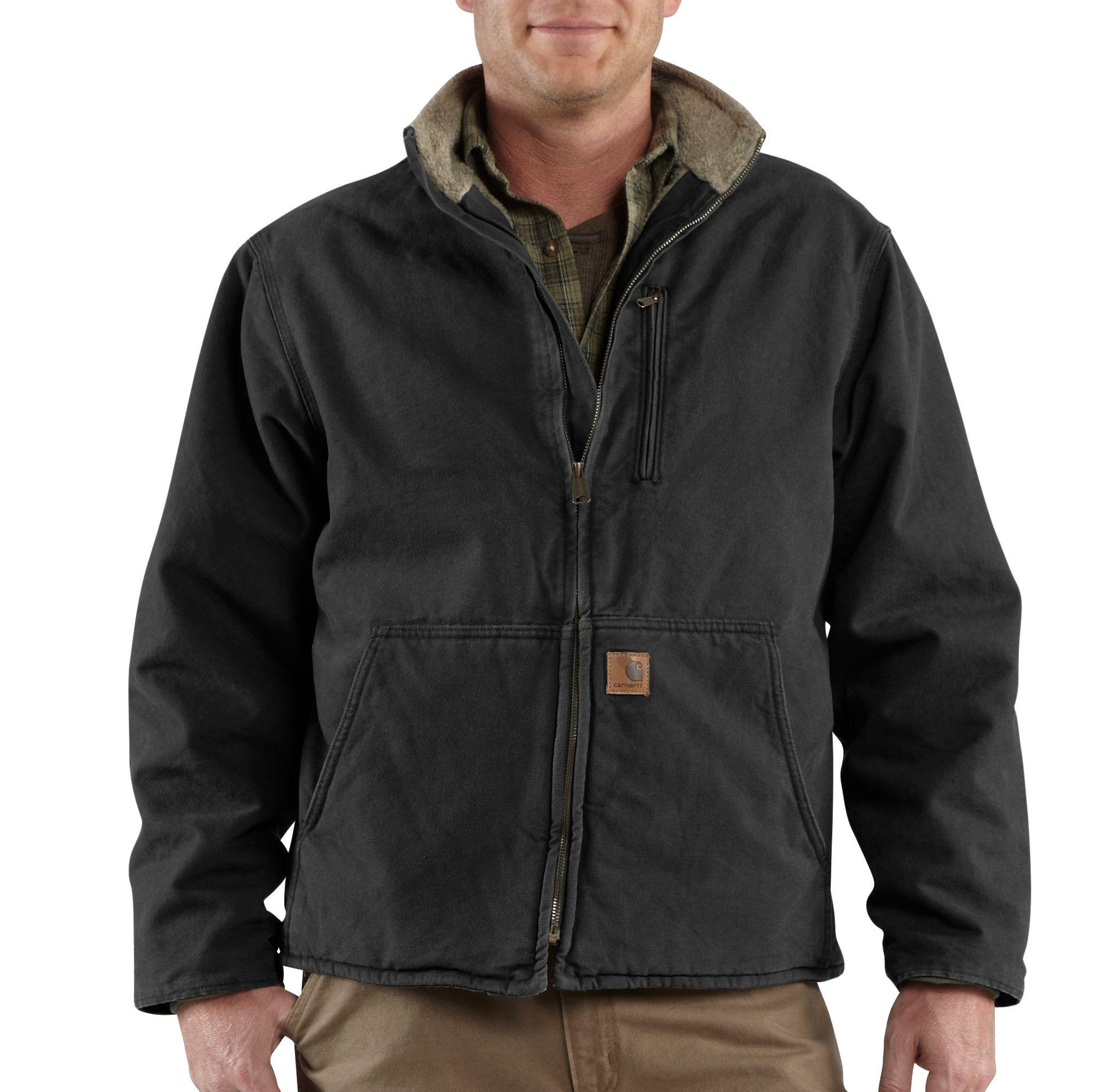 Carhartt Mens Muskegon Jacket Mens Work Outfits Carhartt Mens Jackets [ 1998 x 2000 Pixel ]