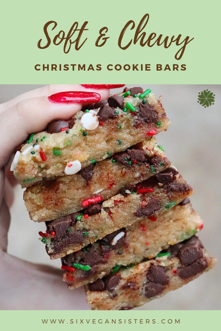 VEGAN CHRISTMAS COOKIES #cakesanddeserts