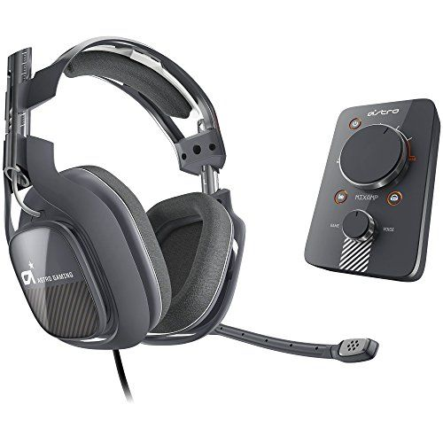 ASTRO Gaming A40 and MixAmp Pro PS4 - Dark Grey ASTRO Gaming http://www.amazon.com/dp/B00NY5ZP6W/ref=cm_sw_r_pi_dp_f6D4wb14K7GC3