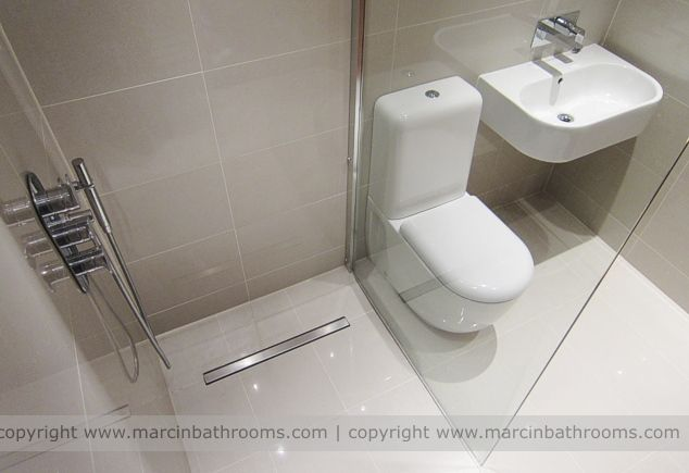 Great Small Euro Style Efficient Wet Rooms Love This Idea