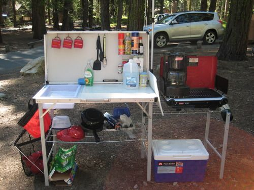 Coleman Pack Away Kitchen By Coleman Price 85 49 Free Shipping Deluxe Camp Kitchen With Space Camp Kitchen Camping Cooking Utensils Festival Camping Setup