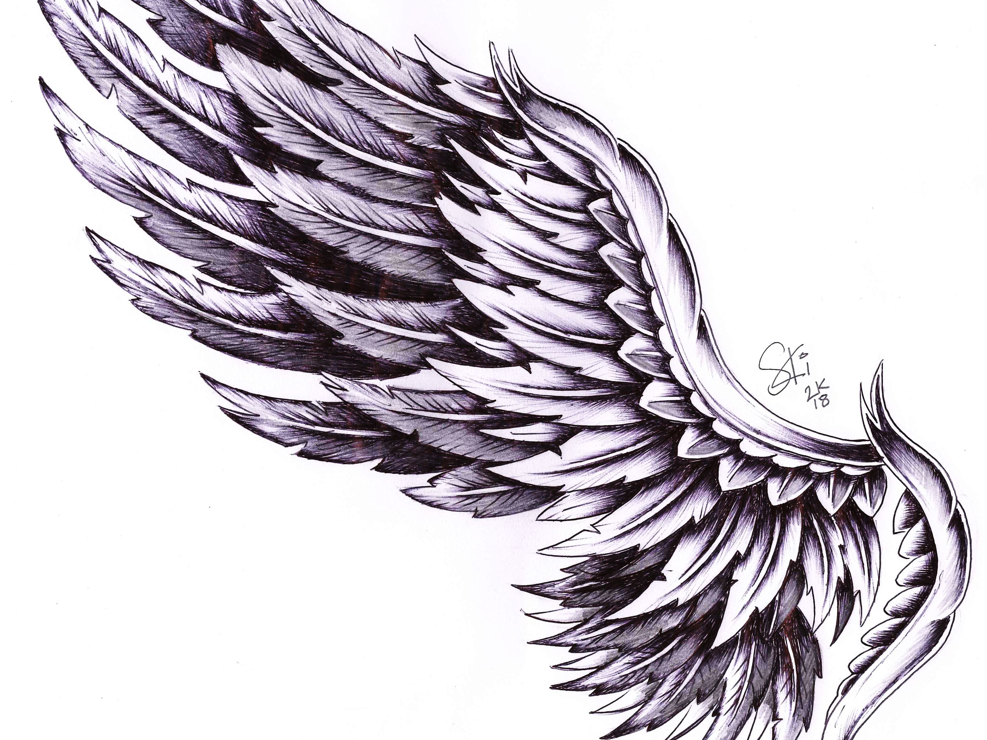 Wing Wings Tattoo Chest Tattoo Wings Wing Tattoo