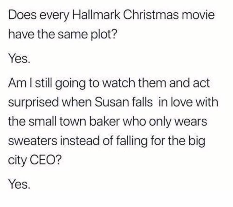Every Hallmark Movie Movie Quotes Funny Hallmark Christmas Movies Funny Christmas Poems