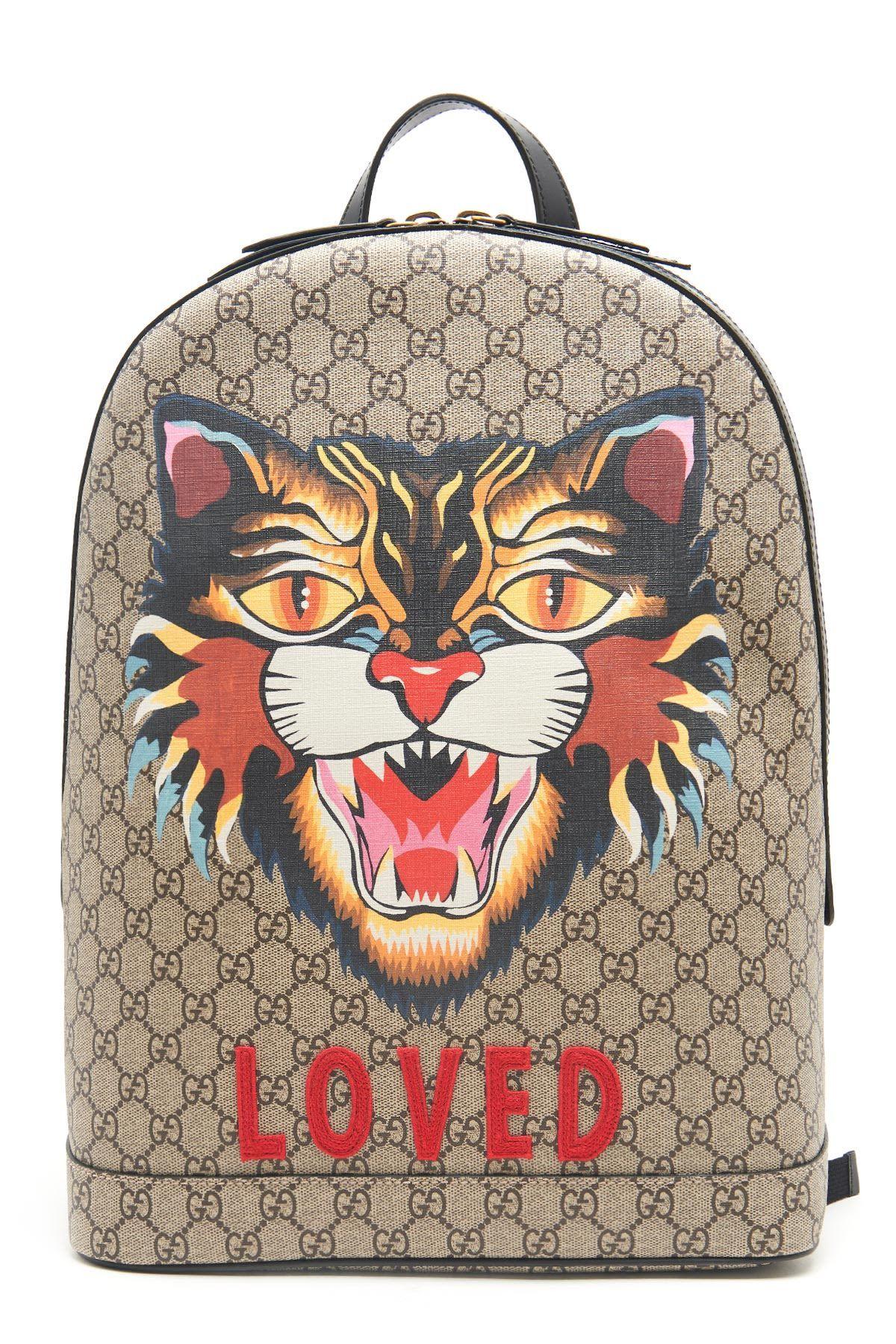 155367ec302a GUCCI . #gucci #bags #backpacks #   Gucci Men   Gucci, Leather ...