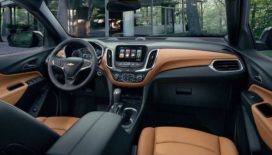 2020 Chevy Equinox Interior Chevy Equinox Chevrolet Captiva Chevy