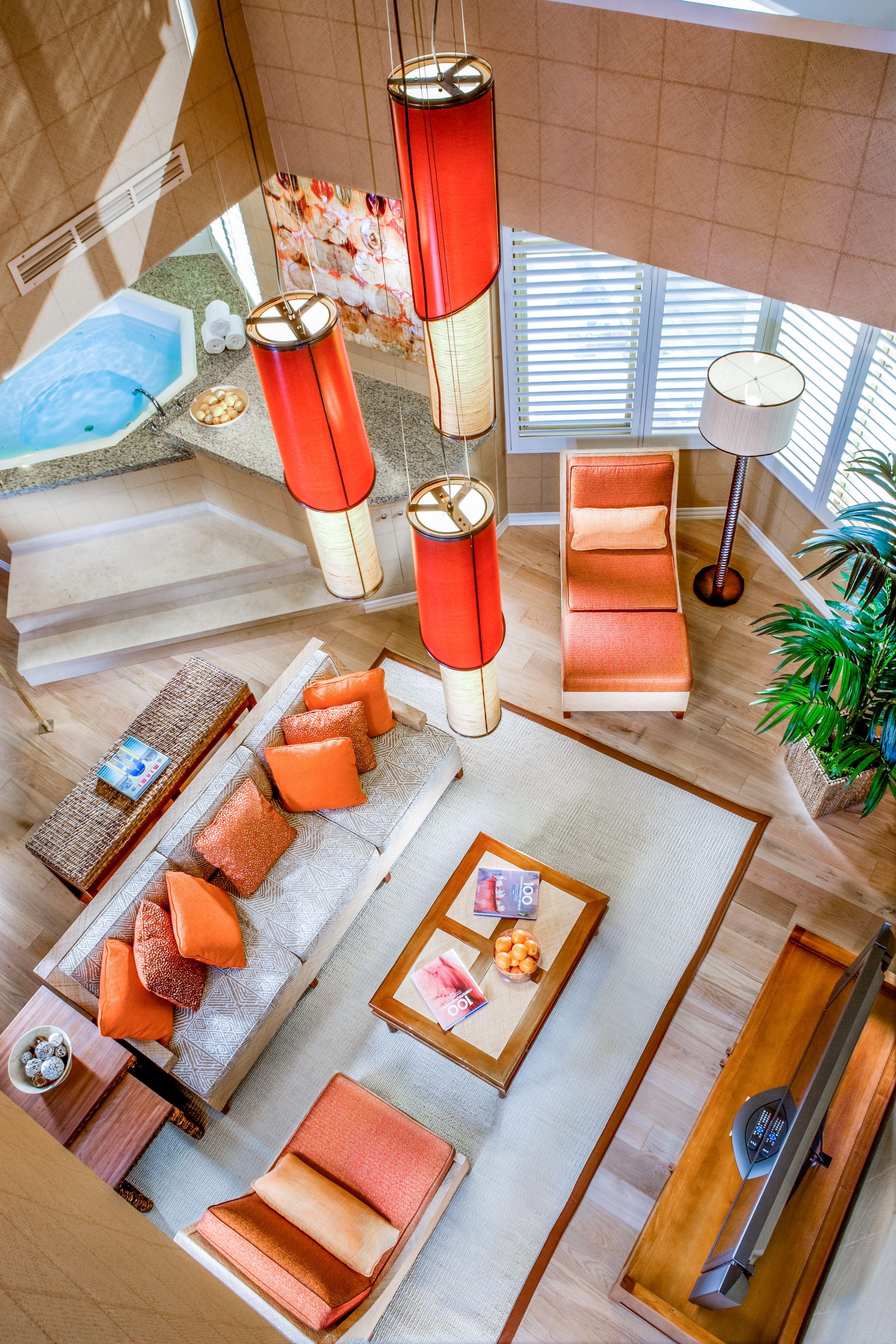 Tropicana - Penthouse Loft Suite | HighRoller Hotel Suites ...