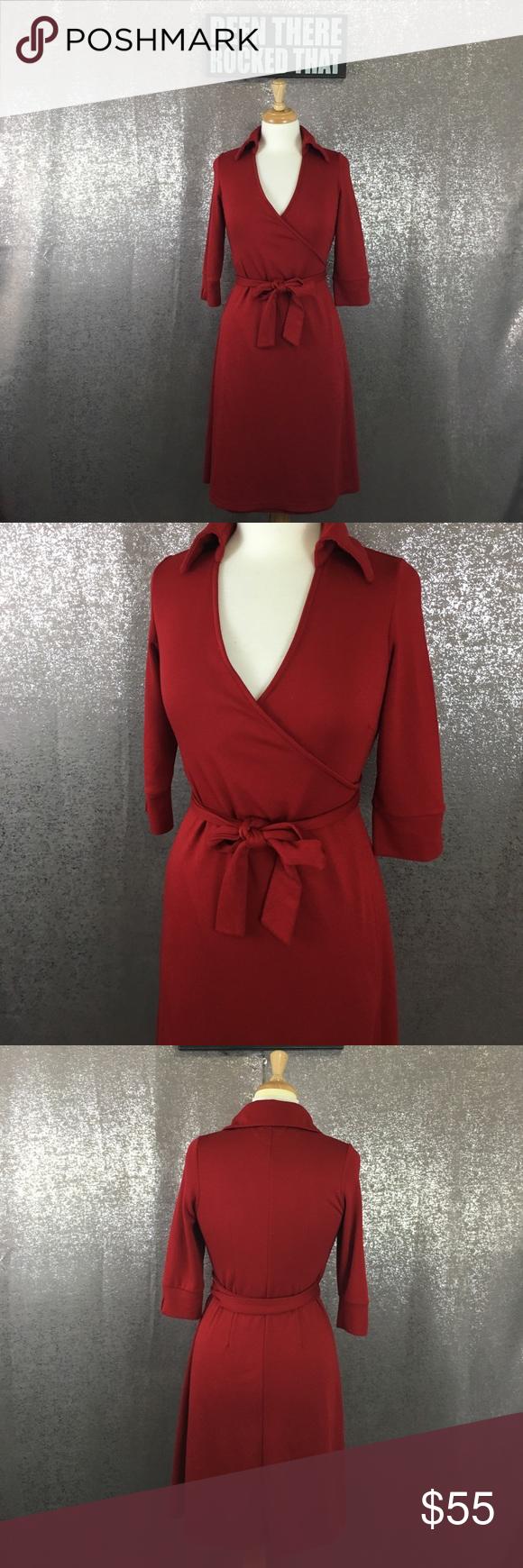 Hope red long sleeve wrap dress wrap dresses sleeve and keys
