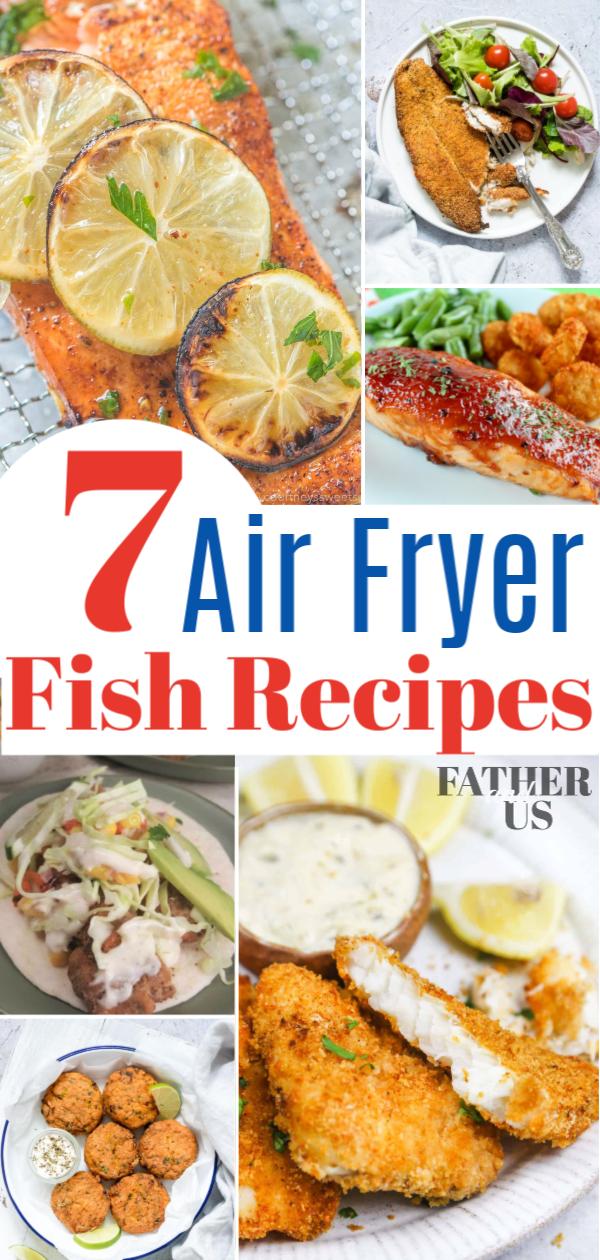 Airfryer Baja Fish Taco Recipe Air fryer recipes