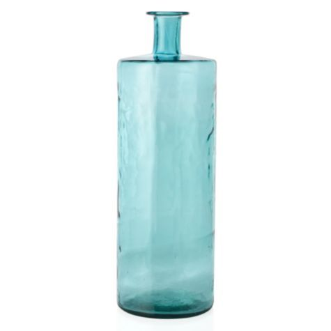 Malone Vase Aquamarine From Z Gallerie Colored Vases