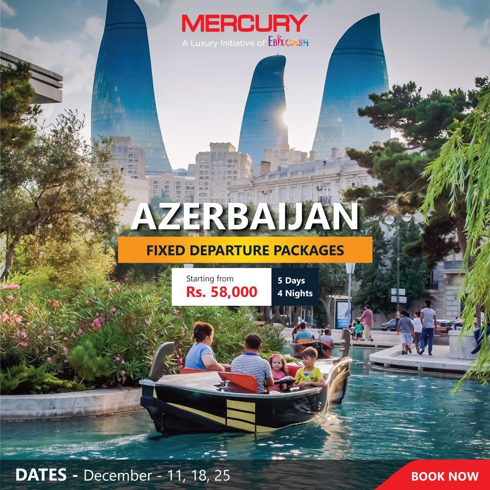 Baku Azerbaijan Travel Packages Creative Design For Travel Packages Azerbaijan Travel Travel Creative Travel Packages
