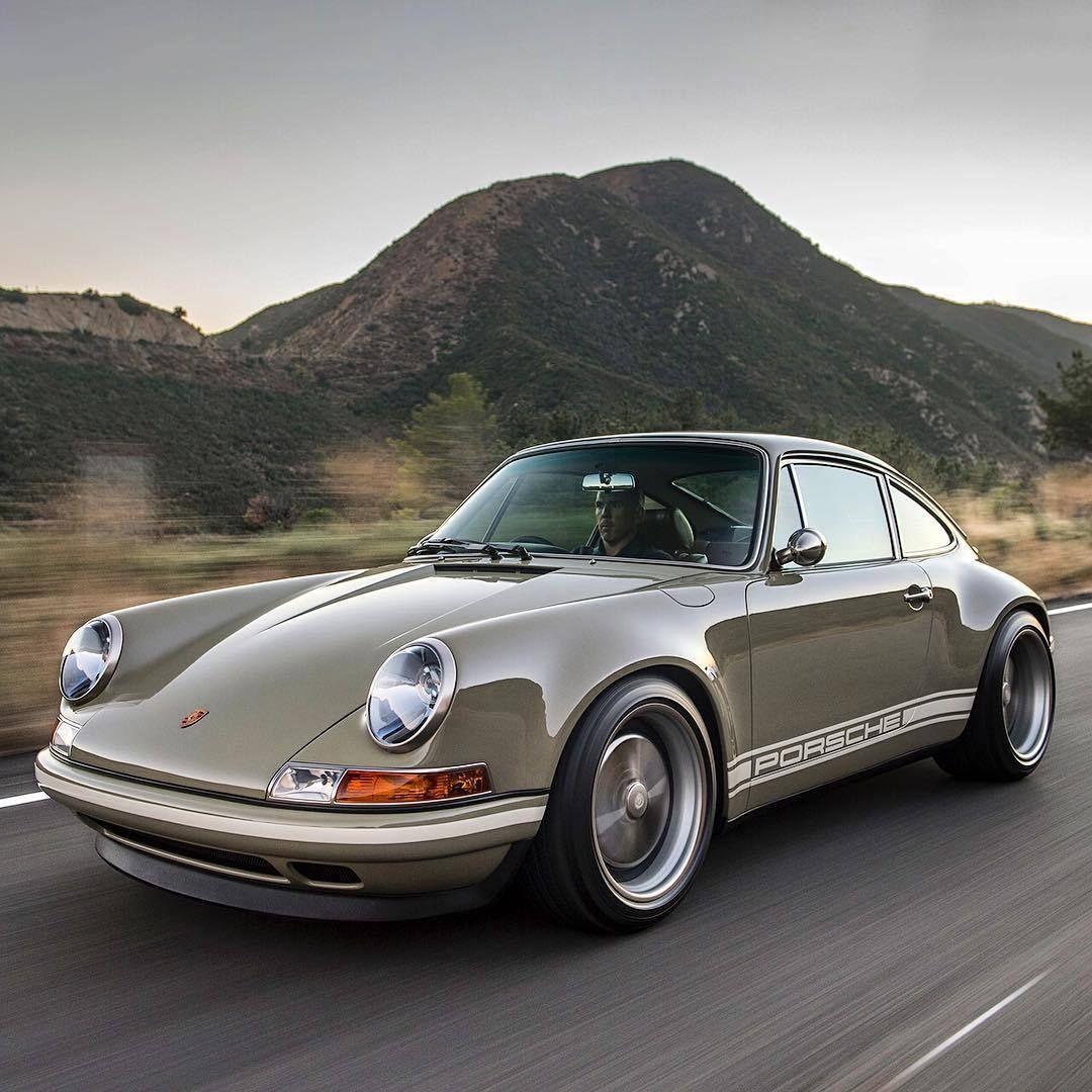 "Porsche 911 Classic: The ""New Zealand"" Car By Singer Vehicle Design"