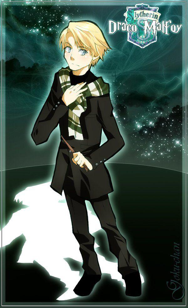 Draco Malfoy by Goku-chan.deviantart.com on @deviantART