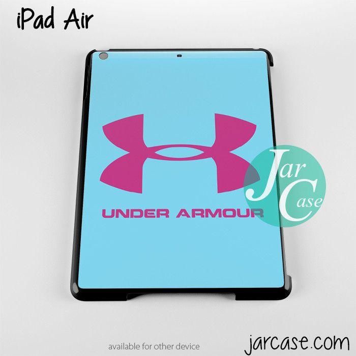 sale retailer 12987 6f99f Under Armour Light Blue Phone case for iPad 2/3/4, iPad air, iPad ...
