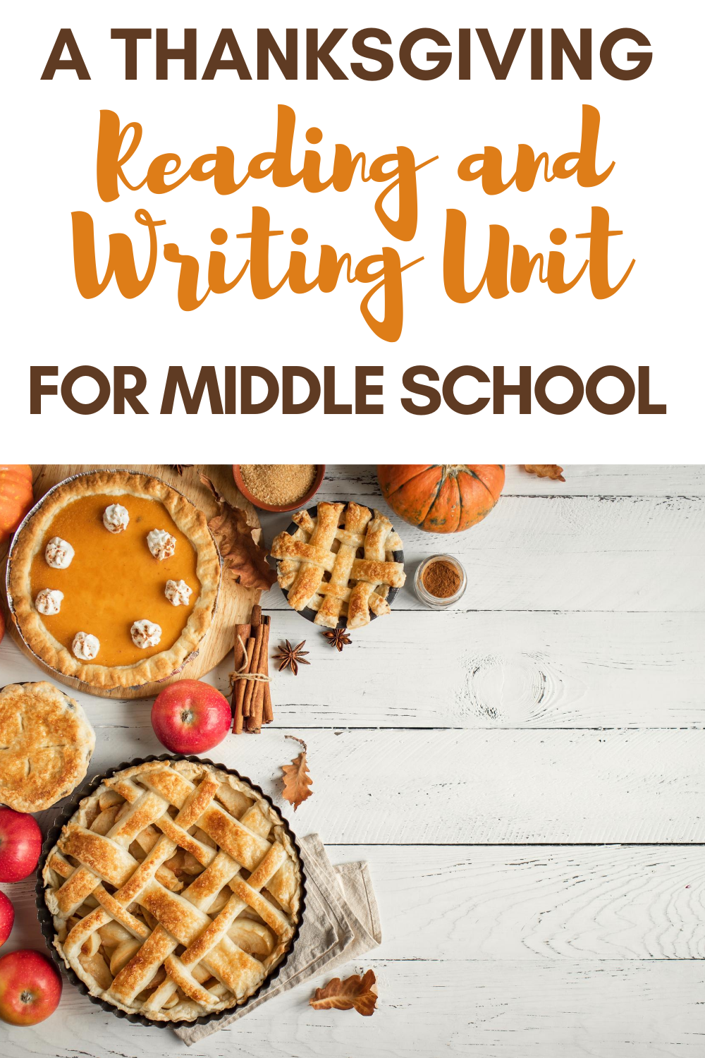 Thanksgiving Short Story Unit For Middle School High School In 2020 Middle School Writing Middle School Middle School Reading